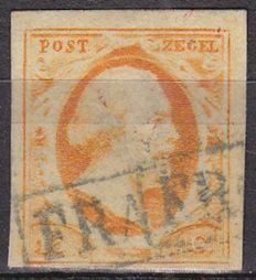 Netherlands - Batch from 1852 onwards including cancelled material