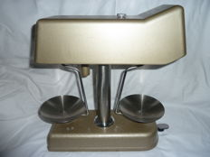 Vintage Omal Money checker scales Weighing Money Scales