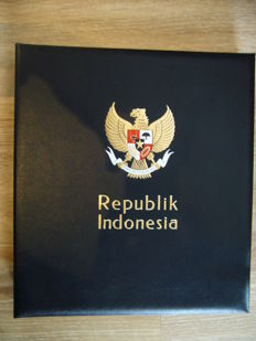 Indonesia 1948/2002 - Collection in Davo LX album and 3 stock books