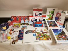 Great Collection of Super Mario merchandise!!!