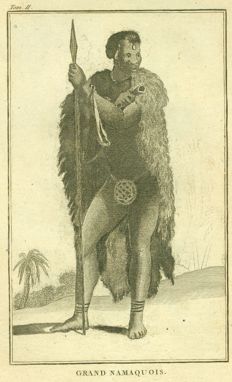 Unknown - Grand Namaquois - circa 1784