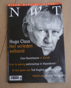 Hugo Claus; Lot of 20 magazines - 1949 / 2010