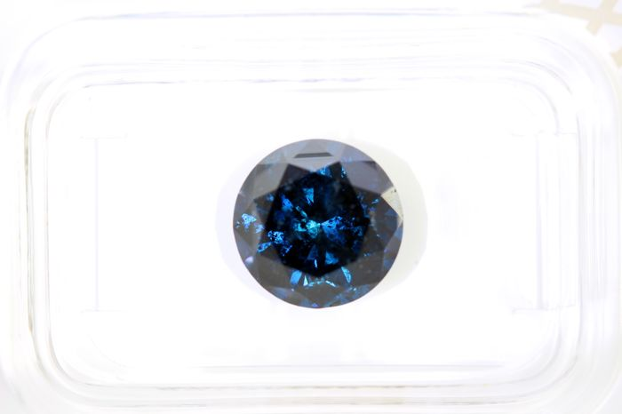 product rainbow single untitled titanium jewelled diamond dark blue