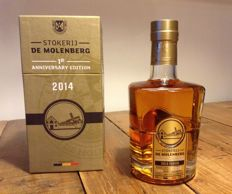 De Molenberg Whisky, Gold Fusion 2014, Limited Edition, 50 cl; (only 5000 bottles made)