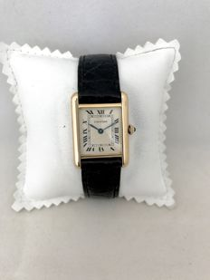 Cartier Tank - Louis Cartier - Women's 1980-1989