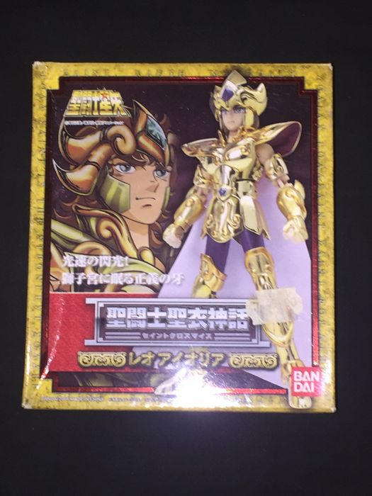 Bandai Saint Seiya / my cloth leo aioria