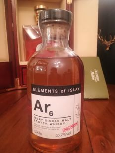 Elements of Islay Ardbeg Ar6 55,7% Full Proof