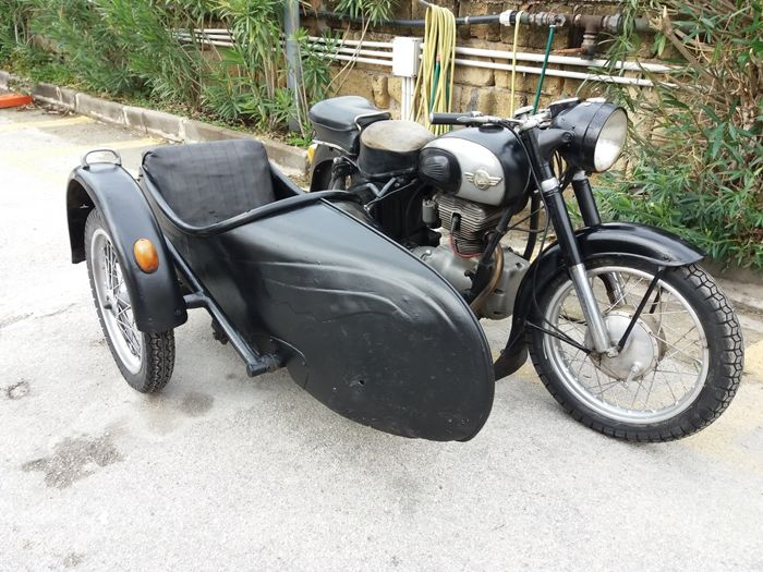 Side Car Enchere