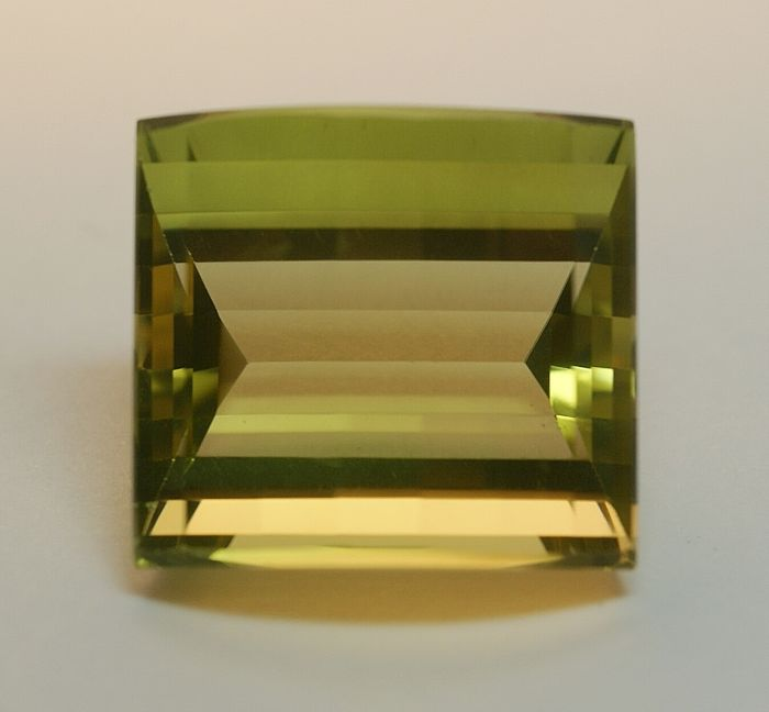 Citrine -greenish Yellow  - 64.80 ct