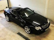 Mercedes-Benz - SL 500 - 2001