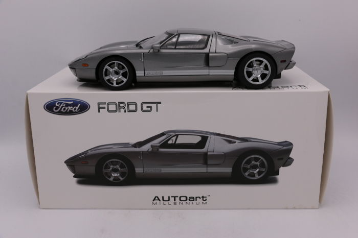 Autoart Scale   Ford Gt
