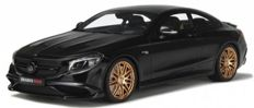 GT spirit - scale 1/18 - Mercedes-Benz Brabus 850 S63 AMG S-class Coupe - black