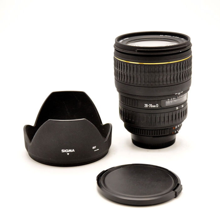 Sigma 28-70mm F2.8D EX for Nikon (2351) - also for full frame - Catawiki