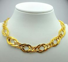 22 Ct Gold Link Necklace, New(Unused) ***INVEST IN BULLION GOLD JEWELRY ***