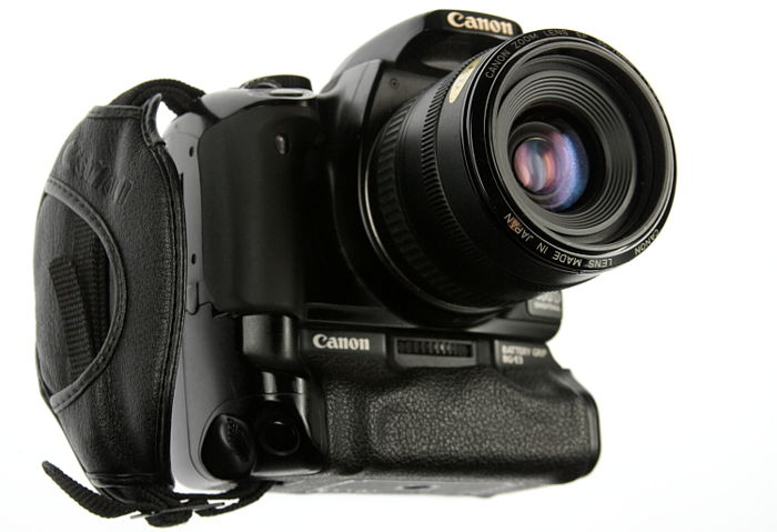Canon eos 400d battery grip bg e3 canon ef 35 70mm