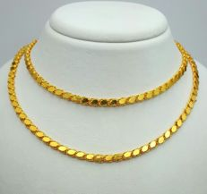 22 Ct Gold Harem Chain, New(Unused) ***INVEST IN BULLION GOLD JEWELRY ***