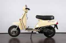 Benelli - Scooter S 125 - 1984