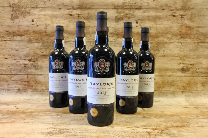 2013 Late Bottled Vintage Port Taylor's - 6 bottles