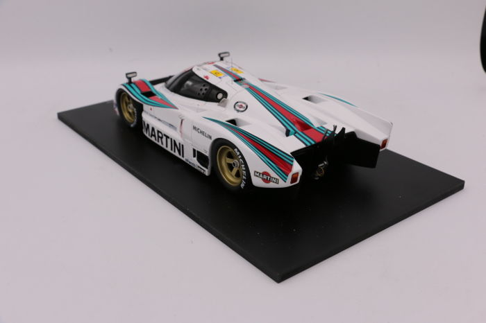 spark scale 1 18 lancia lc2 4 6h le mans 1985 catawiki. Black Bedroom Furniture Sets. Home Design Ideas