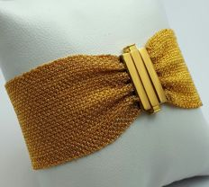 22 Ct Gold Mesh Bracelet ,  New( Unused) ***INVEST IN BULLION GOLD JEWELLERRY***