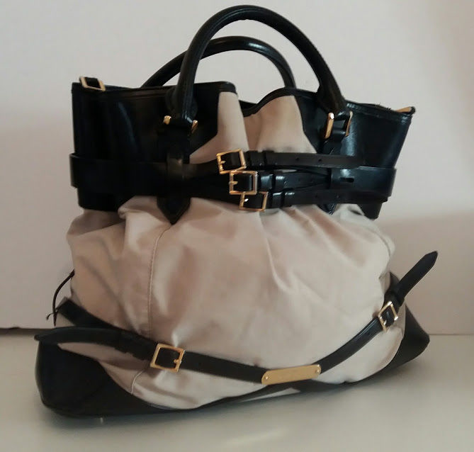3d4f9395cc38 Burberry - Large Landscape Bridle Lynher Tote bag - Catawiki