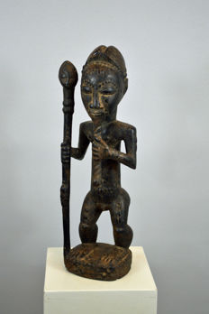 King Kuadio Ancestor Figure - BAULE - Ivory Coast