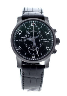 Montblanc - Timewalker TwinFly Titanium Limited Edition - 106507 - Unisex - 2018