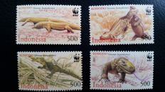 Thematic, Prehistoric animals and reptiles - Collections