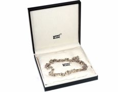 Montblanc Necklace Silver 925 - 46cm