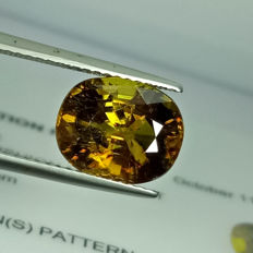 Sphene - 4.70 ct