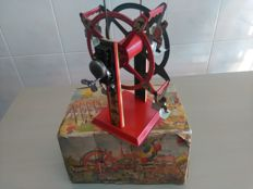 "Hoch & Beckmann, US zone Germany - 25 cm - ""Ferris Wheel"",  1949"