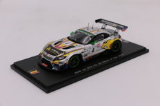 Spark - Scale 1/43 - BMW Z4 GT3 #4 - 24H of Spa 2013 - Limited Edition