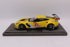 BBR - Scale 1/18 - Corvette C7.R - 2014 - Limited Edition