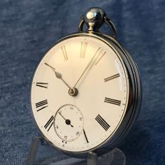 Lambert - Fusee pocket watch - Open face - Men's - 1838