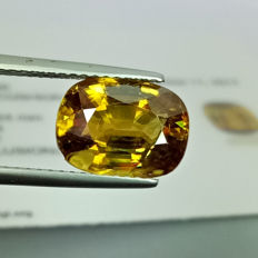 Sphene - 3.90 ct