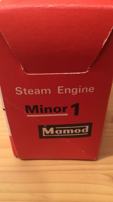 Mamod minor 1 steam engine