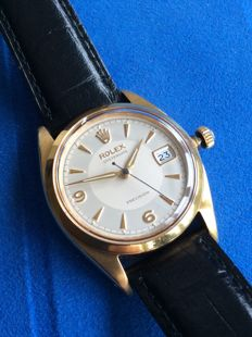 Rolex Oyster Date Precision - men's watch - 1960s