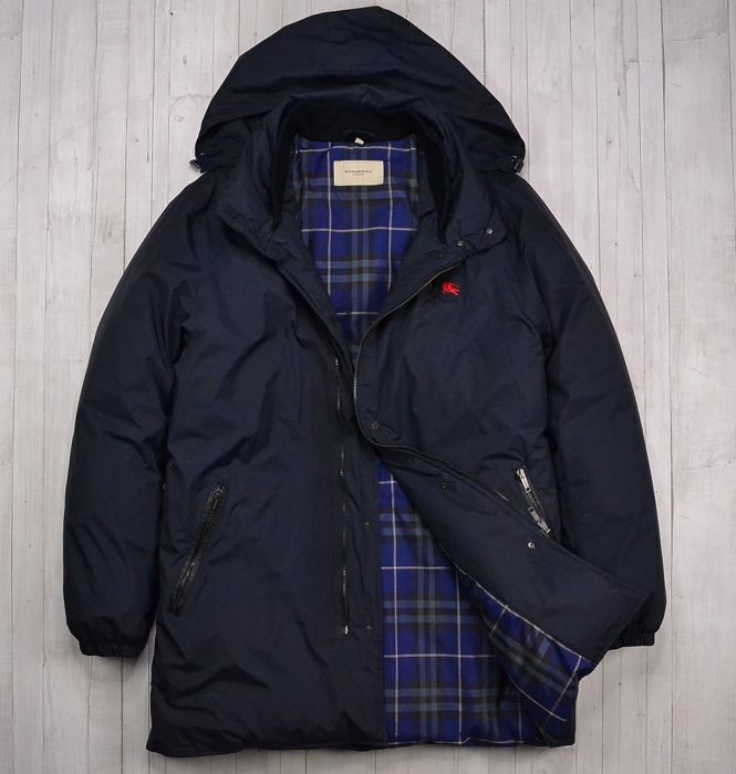 Burberry London - Down Parka Jacket