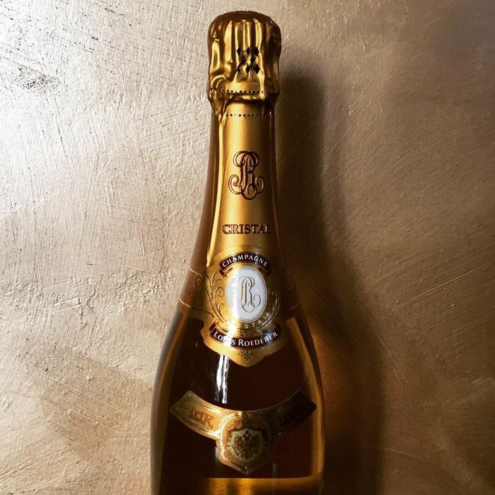 2000 louis roederer cristal brut millesime champagne 1 bottle 75cl catawiki. Black Bedroom Furniture Sets. Home Design Ideas