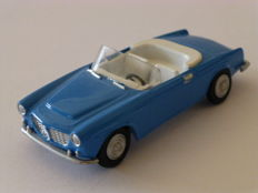 Scottoy - Scale 1/48 - Fiat 1500 Cabriolet - Blue
