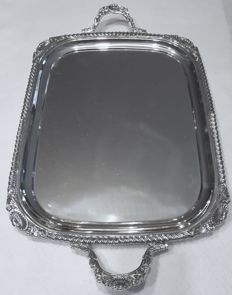 A George III Flatware Tray - Henry Chawner - London - 1806