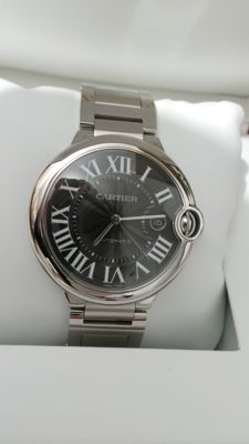 Cartier - BALLON BLEU DE CARTIER 42MM - W6920042 - Heren - 2011-heden