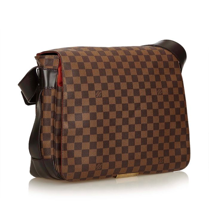 a078c4a37be Louis Vuitton - Damier Ebene Bastille Messenger Bag - Catawiki
