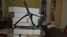 9 Eddy Merckx time trial Carbon bicycle frames - 2014