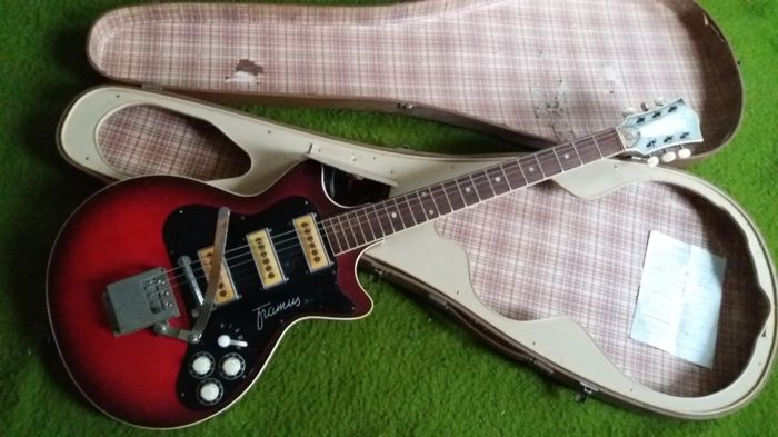 Framus collection guitar - Germany - 1958