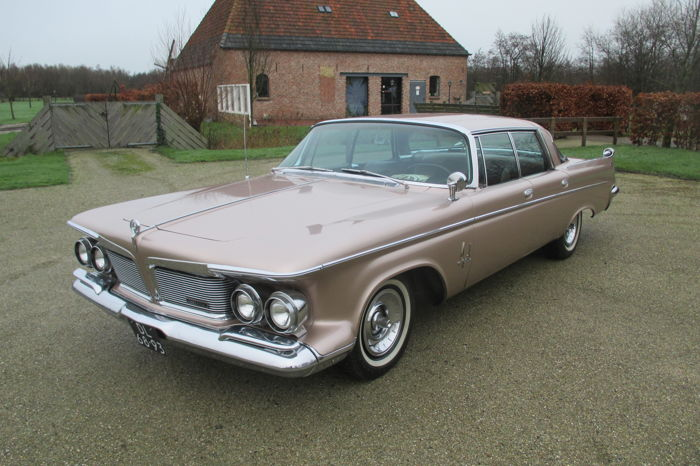 Chrysler - Imperial Crown Southampton - 1962