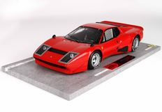BBR - Schaal 1/18 - Ferrari 365 GT4 BB - 1975 - 24h Le Mans Press edition