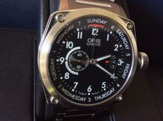 Oris - B4 Small Second Pointer Day - 645 7617 MB - Unisex - 2012