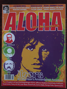 Aloha (People & Music) - 38 unbound issues - 2002/2005