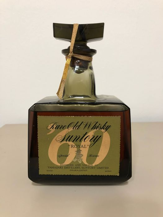 Whisky Suntory Special Reserve 60th Anniversary 1960s